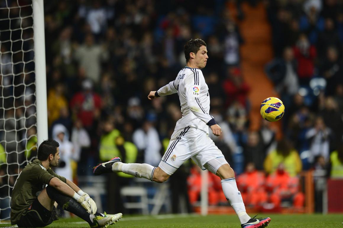 Cristiano Ronaldo Marcou, mas Real Madrid volta a marcar passo