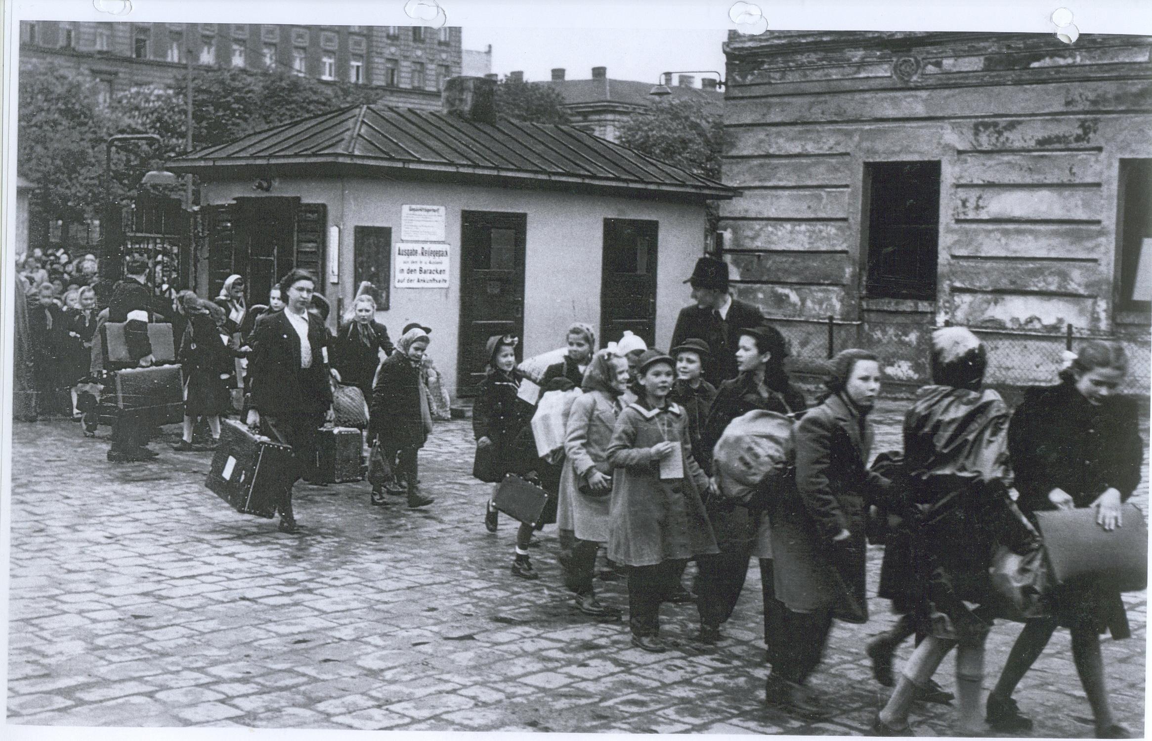 Não foi apenas Portugal que acolheu crianças austríacas. Países como a Suíça, a Espanha ou a Holanda também participaram no programa da Cáritas
