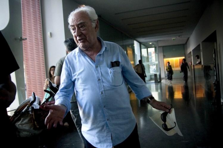 Actor Ruy de Carvalho acusa fisco e Governo de