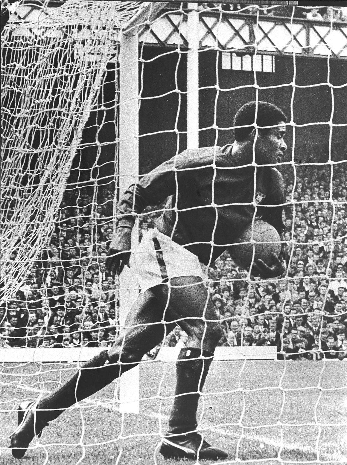 Eusébio no Mundial de 1966